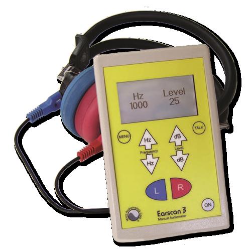 micro-audiometrics-corp-earscan-3-manual-audiometer-es3m